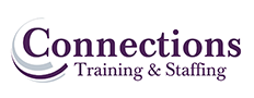 Connections Training and Staffing Logo
