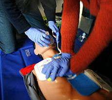 International First-Aid Training